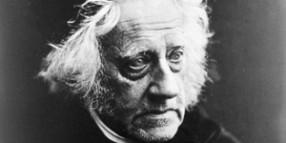 L0014218 Portrait of Sir John Herschel in old age.