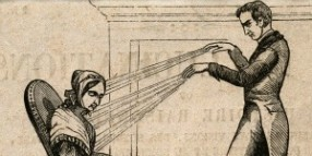 Practitioner of Mesmerism