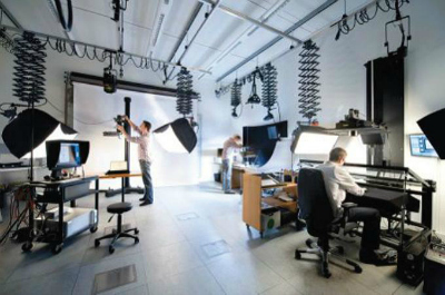 Imaging Studio, Wellcome Library