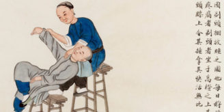 Chinese medical image