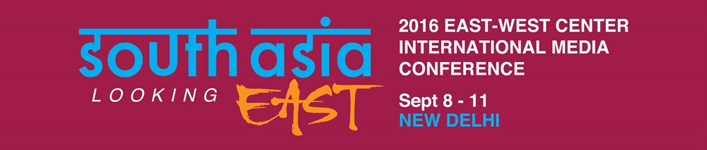 East-West Center International Media Conference 2016