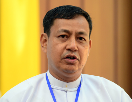 "Myanmar Presidential Spokesman U Ye Htut: ""Media Empowers Citizens to Make Informed Decisions"""