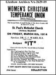 Women's Christian Temperance Union