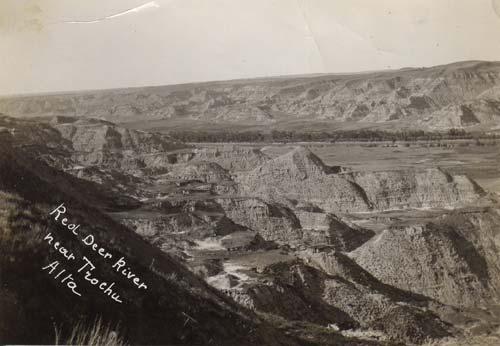 Red Deer River, near Trochu