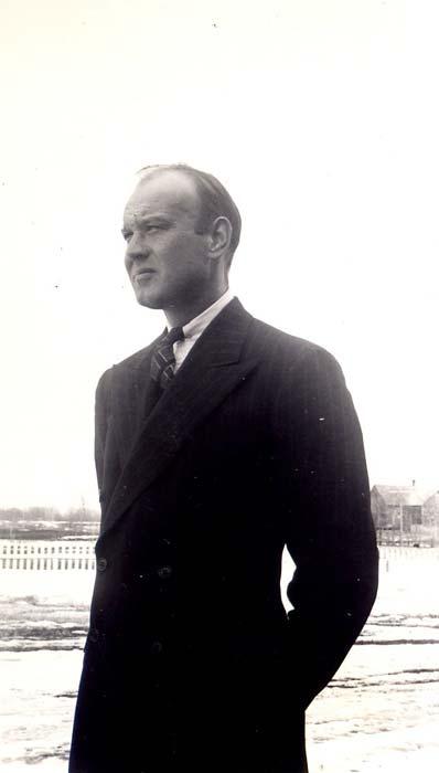 Ernest Forrend