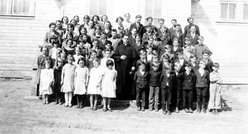 Guertin school (Saint Vincent)
