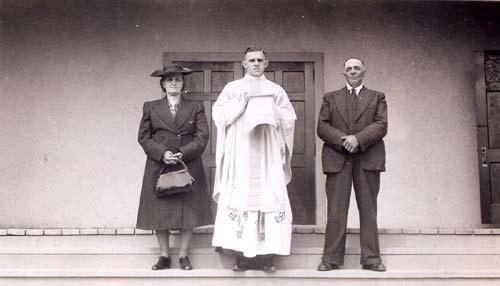 First Mass of Albert Langevin