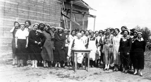 Fête de la Saint-Jean Baptiste 1935