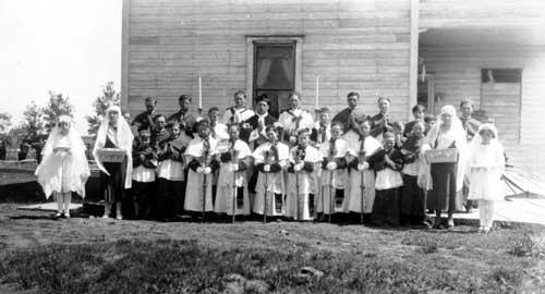 Pentecost, 1936