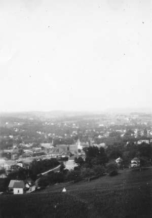 Village au Québec