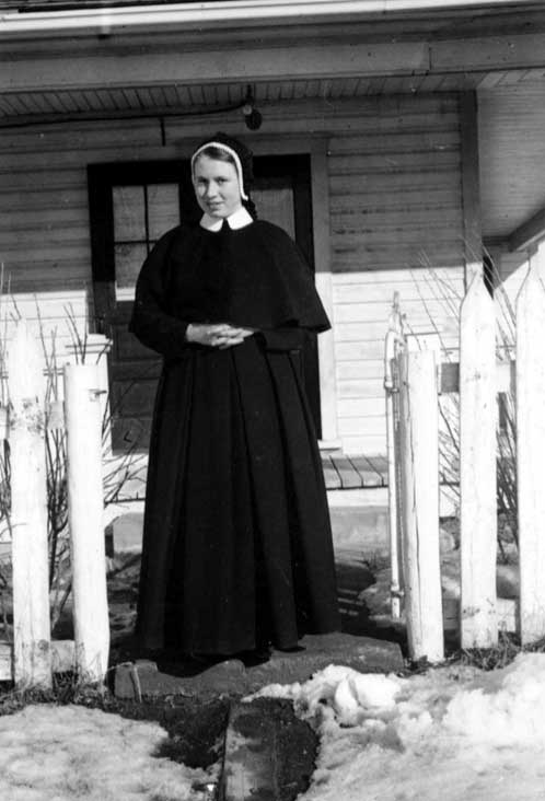 Sister St Lucius (Baudin)