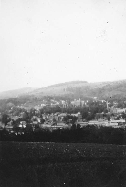 Québec town