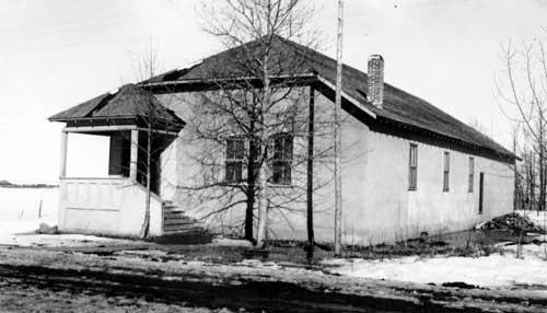 Parish Hall, Saint-Vincent