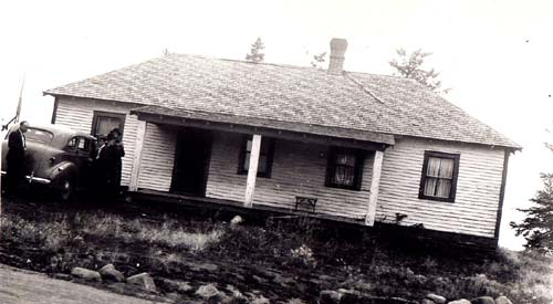 Cottage at Cold Lake