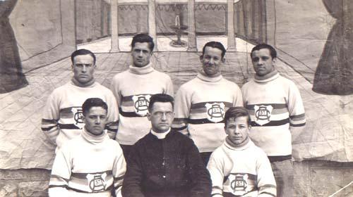 Équipe de hockey du collège St. Alexandre