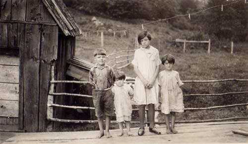 Enfants de Wilfrid Chalifoux