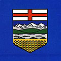 Shield of Alberta