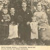 One of Alberta's first Estonian families, members of the Hennel family who settled in Stettler gather for a picture in an undated photograph.