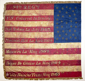 United States Colored Troops Flag