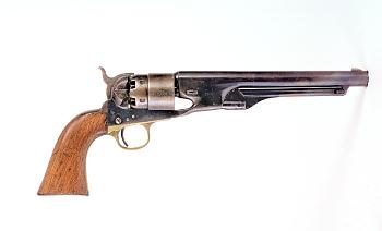 Colt Model 1860 Army Revolver,  Name: Colt, Colts Firearms Company