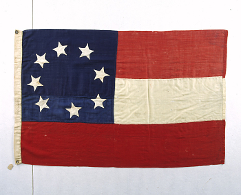 First Confederate National Flag