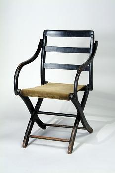 Ulysses Grant's Camp Chair,  Name: Grant, Ulysses S.