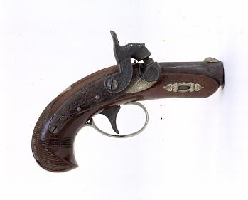Deringer Pistol,  Name: Deringer, Jr., Henry