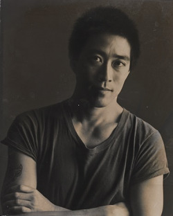Meet Ching Ho Cheng: pop psychedelic painter, son of the Chinese ambassador to Cuba, and Chelsea Hotel resident. Read the new finding aid to his papers now available on our site. Ching Ho Cheng, 197-? / Timothy Greenfield-Sanders, photographer. Ching  Ho Cheng papers, 1954-2014, bulk 1970-1989. Archives of American Art,  Smithsonian Institution.