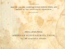 Title page of American Reprint