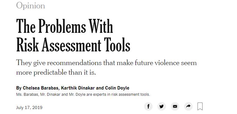 NYT Op-Ed Featuring CJPP Co-Author Colin Doyle