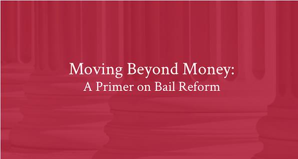 CJPP Publishes Primer on Bail Reform