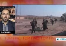 A Widening War:  Iraq  intervenes in Syria with Helicopter Gunships