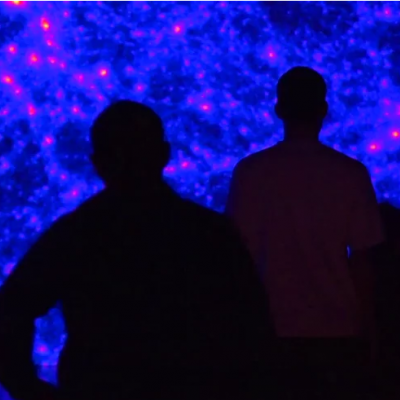Visualizing Dark Matter: Jim Cogswell reflects on his recent collaboration