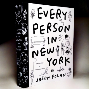 "Jason Polan: ""Every Person in New York"""