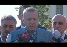 Turkey's Erdogan: Saudi demand he close Qatar base is 'Disrespectful'