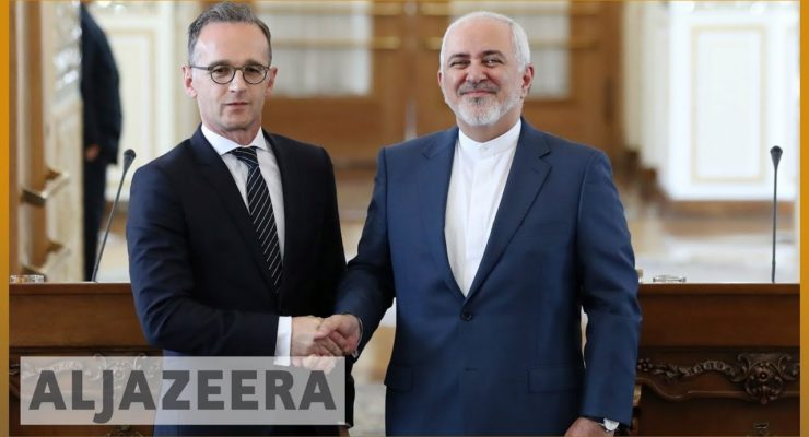 Iran to Germany:  For sake of Keeping Nuclear Deal, you Must do more to Defy Trump
