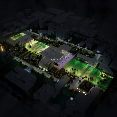 John Marshall Wins DIA Plaza/Midtown Cultural Connections International Design Competition