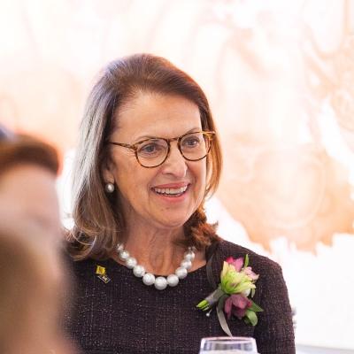 Philanthropist, Arts Advocate Penny W. Stamps Dies at 74