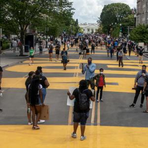 Rebekah Modrak on D.C. Mayor Bowser's Use of Graffiti to Protect Public Space
