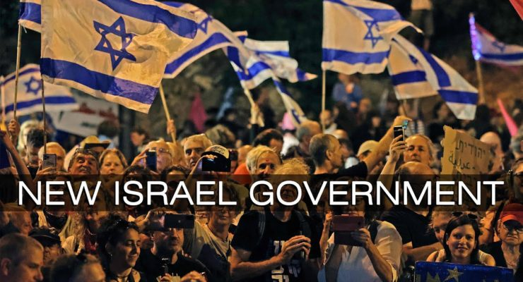 """Israel's New Secular Government: Lieberman Crows that he Sidelined Fundamentalist Ultra-Orthodox and, read his lips: """"No new taxes"""""""