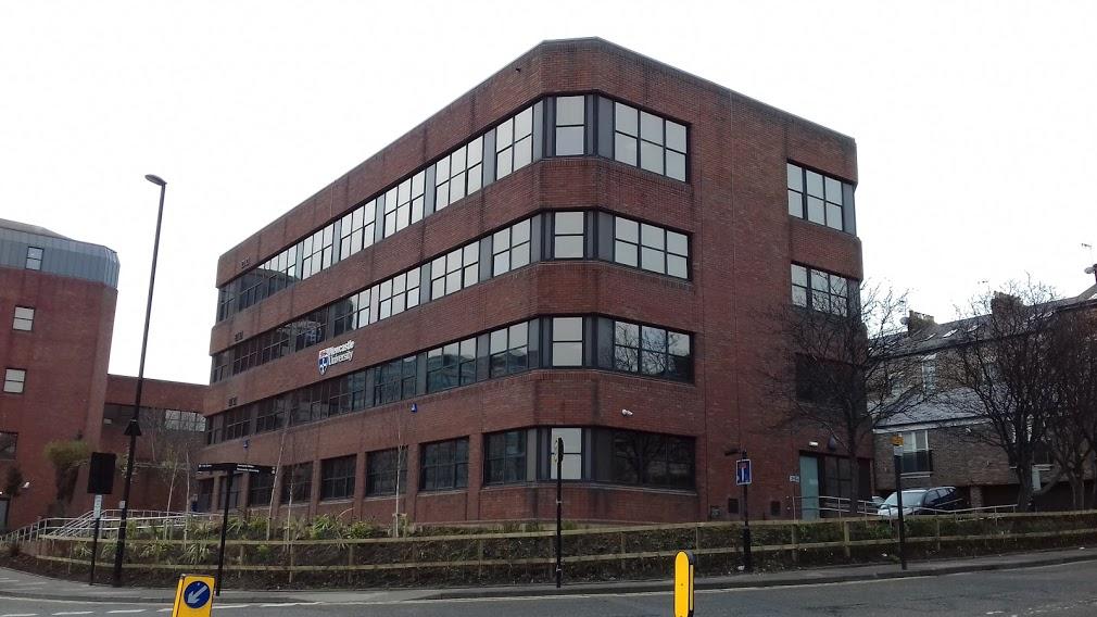 Elizabeth Barraclough Building, March 2019
