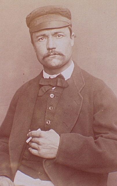 Date 1871 Physical Description Of Original Image 11 X 7 Cm Proper Name Subject Davoine Genre Form Albumen Cartes De Visite Portraits