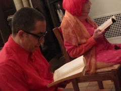 19. 3 HOURS READING TERESA OF AVILA/JOHN OF THE CROSS, Union Theological Seminary with NICOLAS DUMIT ESTEVEZ