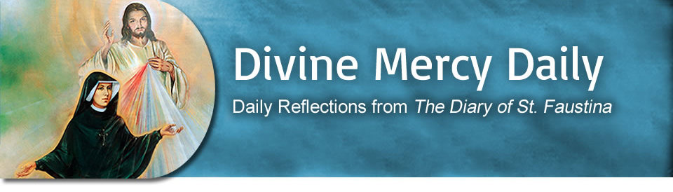 Divine Mercy Daily