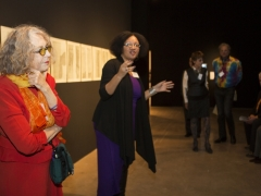 9. ALWAYS CREATIVE RETROSPECTIVE: SITE, JANET DEES, CURATOR. PHOTOS: Kate Russel