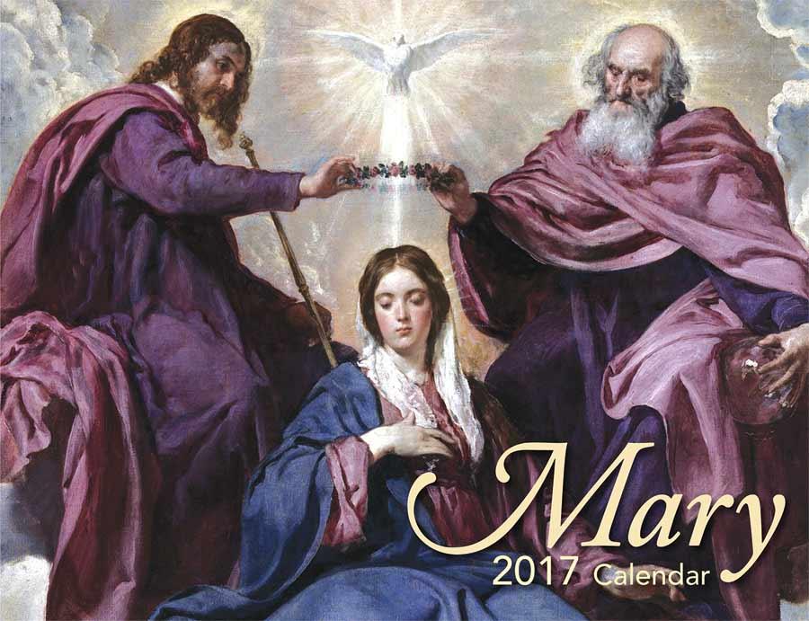 Mary Calendar