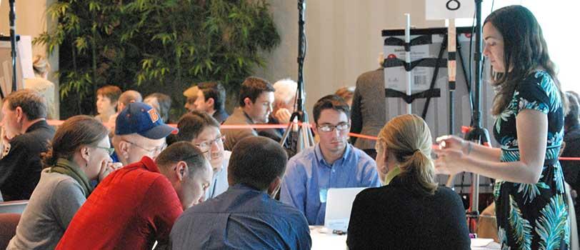 Communities in Motion 2040 workshop in Boise.