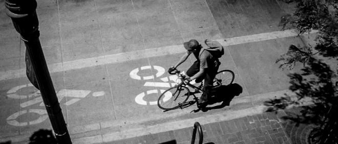 Boise bike lanes