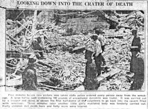 Crater of Death