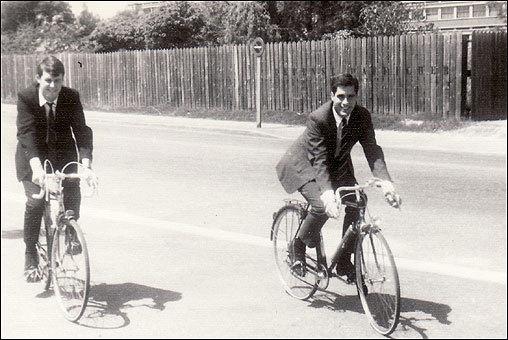historical photo of Mitt Romney